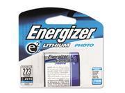 e2 Lithium Photo Battery, 223, 6Volt