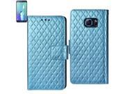Reiko Rhombus Wallet Case For Samsung Galaxy S6 Edge Plus SM-G928V, G928A,G928T, G928P, G928I, G928R4 9SIA1345B32634