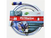 "Swan Colorite ELMRV58050 Marine Or RV Garden Hose-5/8""X50' RV/MARINE HOSE"