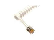Image of GCHA444006-FWH / 6 Handset Cord - White