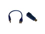 USB RJ45 IR Ethernet Adapter