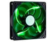 COOLER MASTER R4-L2R-20AG-R2 Silent 120mm Green LED SickleF