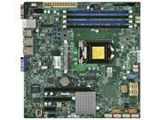 SUPERMICRO X11SSL-NF-O Supermicro X11SSL-NF-O LGA1151 Intel C232 DDR4 SATA3 and USB3.0 V and 2GbE MicroATX Motherboard