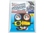 Interdynamics MF-5 Standard Manifold Gauge Set For Refrigerant 9SIV04Z3DM4253