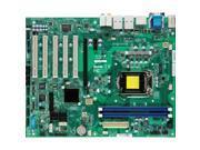 SUPERMICRO C7H61-O Supermicro C7H61-O LGA1155 Intel H61 Express DDR3 SATA3 and USB3.0 A and 2GbE ATX Motherboard