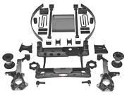 RANCHO RHORS66301B (kit) 14-15 SILVERADO/SIERRA 1500 4WD 6IN SUSPENSION KIT - W/ STEEL FRAME COMPONENTS