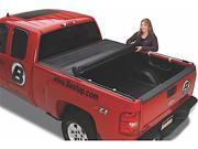 BESTOP BES19140-01 99-16 F250/F350 6.8FT BED (80.75 TO 80.875IN) EZ-ROLL TONNEAU COVER-BLACK