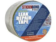 Leisure Time LTM60018 STICKNBOND WHITE 4IN X 37FT ROLL