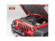 UNDERCOVER UNDNH1001-PRC 14-15 JEEP JK NIGHTHAWK LIGHTBROW PRC- FIRECRACKER RED