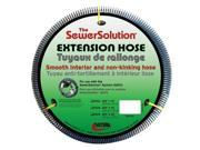 Valterra VLPSS02 SEWERSOLUTION® EXTENSION HOSE 10FT