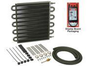 DERALE D6513108 Tube  and  Fin Transmission Cooler Kit: universal 20500 GVW; series 7000; 12 1/2 x 12 x 3/4