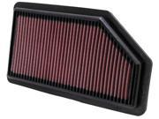 K&N KNN33-2461 11-12 HONDA ODYSSEY 3.5L-V6 AIR FILTER 9SIA25V4Y46462