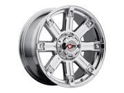 ULTRA WHEEL U128068935V12 TRITON6-5.518 9PVD