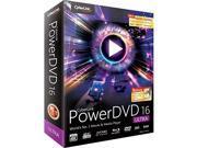 CYBERLINK DVD-EG00-RPU0-01 POWERDVD 16 ULTRA