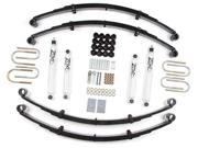 ZONE OFFROAD ZORJ27 (kit) 87-95 JEEP YJ 2IN SUSPENSION LIFT