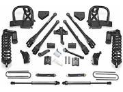 Fabtech FABK20141DL (kit) 6IN 4LINK SYS W/DLSS 4.0 C/O  and  RR DLSS 05-07 FORD F250 4WD W/FACTORY OVERLOAD