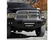Rock-Slide Engineering RSERB-F-101-RAMA 09-14 RAM 2500/ 3500 RAM REAR BUMPER / SQUARE LIGHTS / STEP