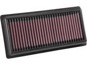 K&N K33333093 REPLACEMENT AIR FILTER 9SIV04Z6XU0127