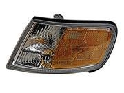VAIP HD20081A1L Driver Side Replacement Corner Light For Honda Accord