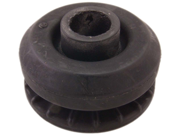 Rear Shock Absorber Bushing - Mitsubishi Galant Ea3A/Ea8A Usa 1996-2003 - OEM: Mr455186 Febest: Msb-006