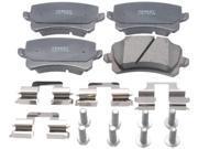 2009 Volkswagen Eos - Disc Brake Pad