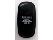 Komputerbay SD, SDHC, SDXC, MMC and MicroSD, MicroSDHC, MicroSDXC Memory Card USB Reader