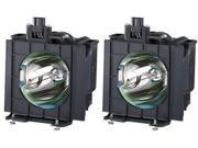 Ushio ET-LAD40W for Panasonic Projector ET-LAD40W 9SIA4JN4S24386