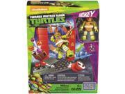 Mega Bloks(R) DPW79 Teenage Mutant Ninja Turtles(R) Michelangelo(R) Chinatown Chase 9SIA27679U0683