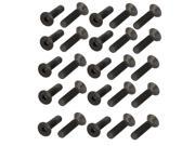 "5/16-18 x 1-1/4"""" Alloy Steel Flat Head Hex Socket Cap Screw 25pcs"" 9SIV0KK78A1315"