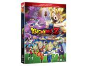 Dragon Ball Z DVD Battle of Gods uncut version includes additional 20 min new footage