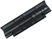 Laptop battery 4400mah 6 cell for Dell Inspiron N7010