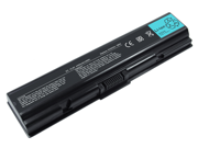 4400mAh/48Wh Battery for Toshiba Satellite A200 A200-1P8 Laptop