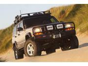 ARB 4x4 Accessories 3450080 Front Deluxe Bull Bar Winch Mount Bumper