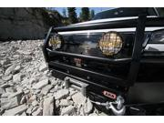 ARB 4x4 Accessories 3462020 Front; Deluxe Bull Bar; Winch Mount Bumper