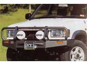 ARB 4x4 Accessories 3444050 Front Deluxe Bull Bar Winch Mount Bumper TROOPER