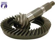 High performance Yukon replacement Ring & Pinion gear set for Dana 30 JK Short Reverse Pinion, 4.56