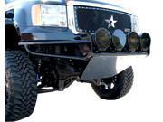 N-Fab D104RSP-TX RSP Front Bumper 2010-2010 Dodge Ram 2500 Texture Black