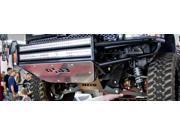 N-Fab C032LRSP RSP Front Bumper 2003-2006 Chevrolet Silverado 1500 Gloss Black