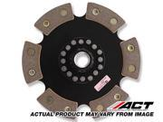 Advanced Clutch Technology 6240026 6 Pad Rigid Race Clutch Friction Disc