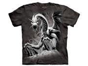 The Mountain  Dragon Tee Tshirt Child