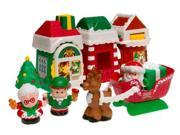 Fisher-price Little People: Christmas Village 9SIV16A66X6972