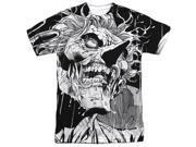 Batman Joker (Front Back Print) Mens Sublimation Shirt