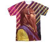 Teen Wolf Wolf Rays (Front Back Print) Mens Sublimation Shirt 9SIA2923VV5930
