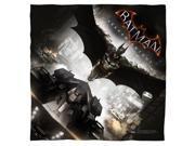Batman Arkham Knight Arkham Knight Poster Bandana White 22X22 White 22X22