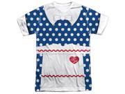 I Love Lucy Lucy Costume (Front Back Print) Mens Sublimation Shirt 9SIA29248H5981