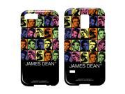 James Dean Color Block Smartphone Case Barely There (Iphone 6S) White Ip6S 9SIA2923ZN1957