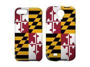 Maryland Flag Smartphone Case Tough Vibe