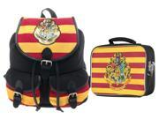 Harry Potter Backpack And Lunch Tote Sets