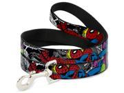 MARVEL COMICS Dog Leash - Spider-Man & Green Goblin in Action 9SIA2926542259