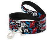 MARVEL COMICS Dog Leash - Spider-Man in Action2 w AMAZING SPIDER-MAN 9SIA2926543030